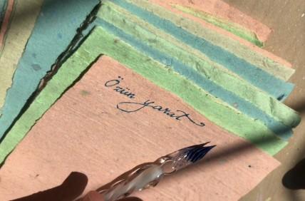 Istifadə edilmiş kağızin təkrar emali