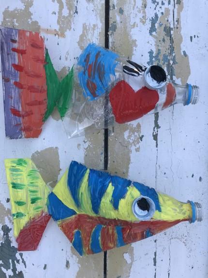 Plastik balıqlar