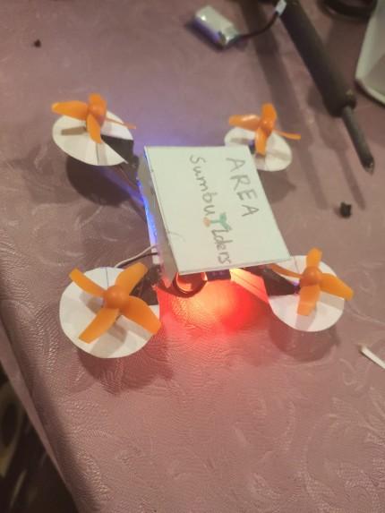 Dron 'MADEINAZERBAIJAN'